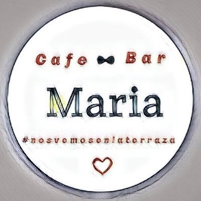 Café Bar María